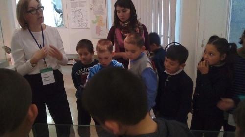 «Смотри, метеорит!» Кунашакские школьники приобщаются к истории родного края