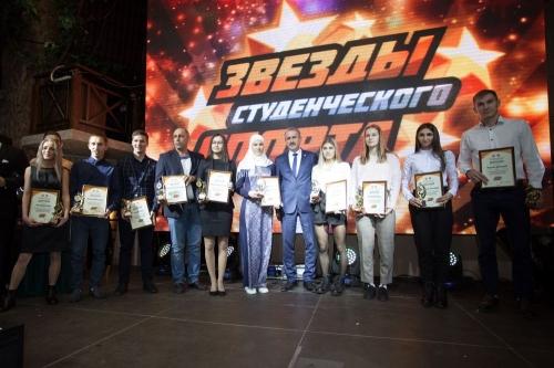 Знай наших! Уроженка Кунашакского района награждена за вклад в развитие студенческого спорта