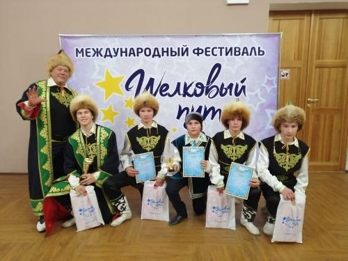 Играй, курай! «Шёлковый путь» привёл кунашакских кураистов к победе