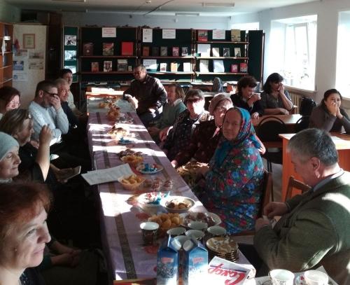 Добро пожаловать! В Кунашакской библиотеке рады всем гостям