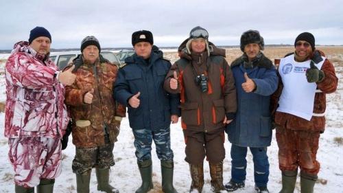 Победный улов. Жители Кунашакского района доказали силу единства и показали мастерство