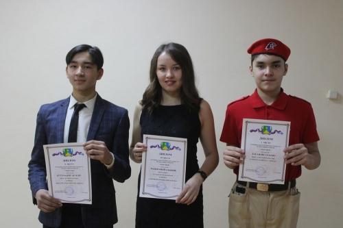 Победе посвящается. В Кунашакском районе чествовали самых идейных молодых активистов