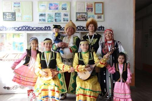 Знай наших! Кунашакцы выступят в финале всероссийского конкурса «Семья года»