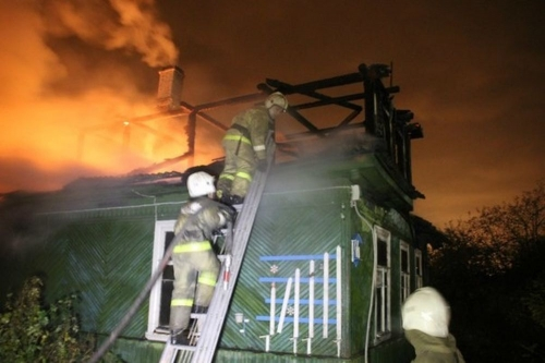 Пожарная хроника. В июне в Кунашакском районе горели постройки и автомобили