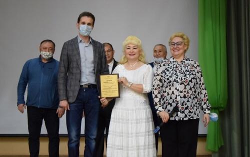 Поздравляем! Культработник из Кунашакского района стала лауреатом премии «Национальное признание»