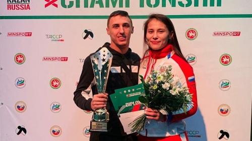 Бесспорное лидерство. Чемпионкой мира по борьбе на поясах стала спортсменка из Кунашакского района