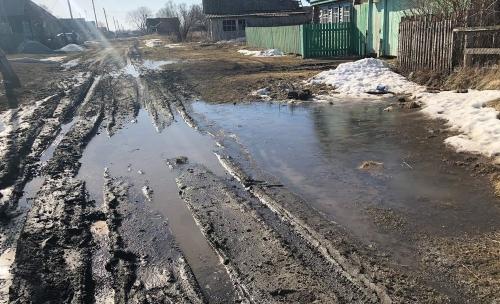 А беды всё те же… Кунашакцы жалуются на бездорожье и грязную воду