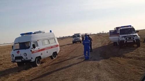 Камышовый плен. В Кунашакском районе рыбакам понадобилась помощь спасателей