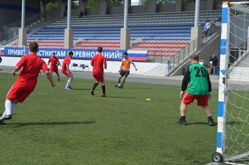 В спортивной форме. Кунашакские правоохранители стали призёрами соревнований по мини-футболу