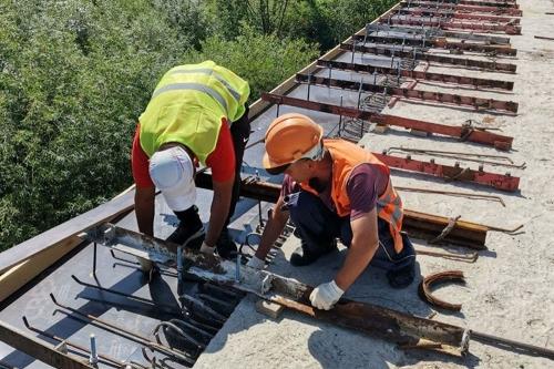 Время строить. В Кунашакском районе полным ходом идёт дорожный ремонт