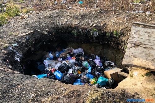 Неудачная прогулка. В Кунашакском районе подросток получил ожоги, упав в яму с тлеющим мусором